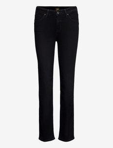 MARION STRAIGHT - straight jeans - clean zuri