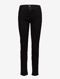Elly - slim jeans - black rinse