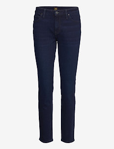 ELLY - slim jeans - washed cowes