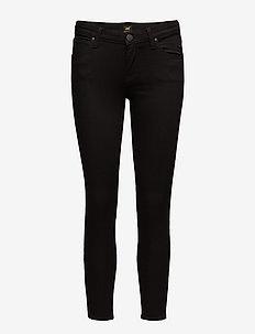 Scarlett Cropped - dżinsy skinny fit - black rinse