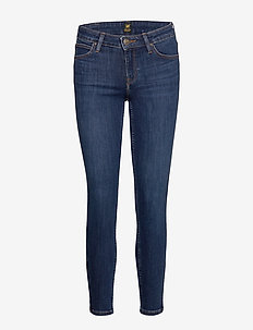 SCARLETT CROPPED - slim jeans - dark hunt