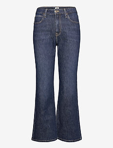 Carol Boot - uitlopende jeans - dark roberto