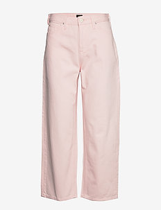 WIDE LEG - CRYSTAL PINK