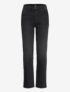 CAROL - straight jeans - captain black