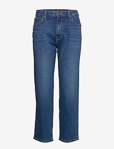 CAROL - straight jeans - mid bellevue