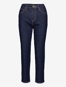 Carol - straight jeans - rinse