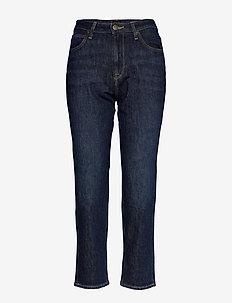 CAROL - straight jeans - dark roberto