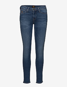SCARLETT - slim jeans - blue drop