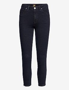 Scarlett High Zip - skinny jeans - dark icon