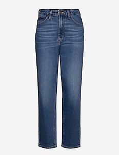 STELLA TAPERED - tapered jeans - worn iris