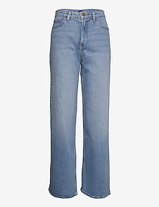 STELLA A LINE - brede jeans - mid soho