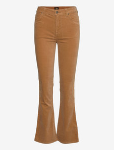 BREESE BOOT - bootcut jeans - tobacco brown