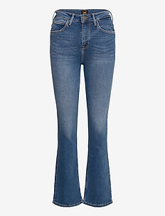BREESE BOOT - flared jeans - mid worn martha
