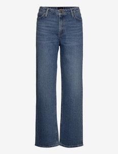 WIDE LEG LONG - vide jeans - vintage lewes