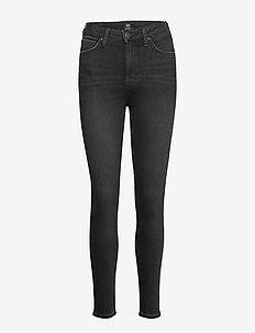 IVY - jeans slim - washed black