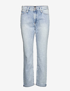 MOM STRAIGHT - mom-jeans - get light