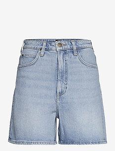 STELLA SHORT - korte jeansbroeken - mid soho