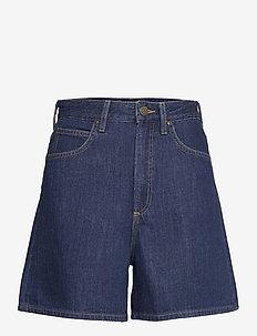 STELLA SHORT - jeansshorts - rinse