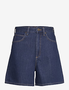 STELLA SHORT - denim shorts - rinse