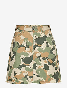 SEASONAL SKIRT - CAMOUFLAGE