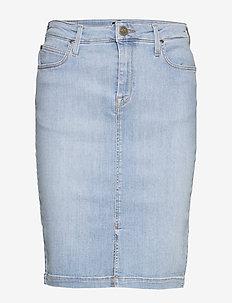 PENCIL SKIRT - jeansowe spódnice - light coroval
