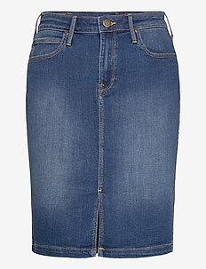 Pencil Skirt - jupes courtes - dark len