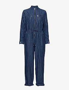 JUMPSUIT - jumpsuits - washed blue