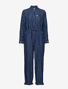 JUMPSUIT - jumpsuits - washed blue