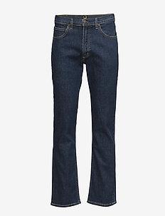 BROOKLYN STRAIGHT - relaxed jeans - dark stonewash