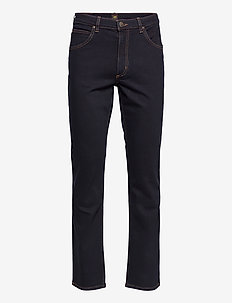 BROOKLYN STRAIGHT - relaxed jeans - blue black