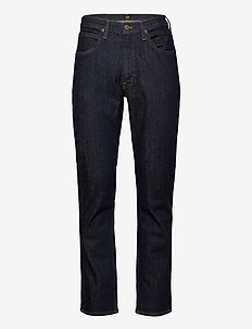 BROOKLYN STRAIGHT - relaxed jeans - rinse