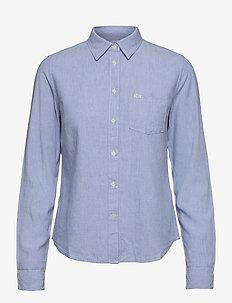 REGULAR SHIRT - long-sleeved shirts - piscine