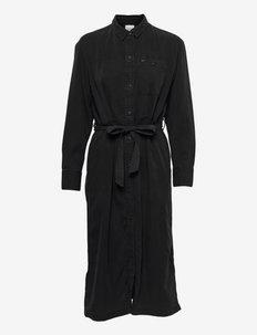 WESTERN DRESS - sommerkjoler - black