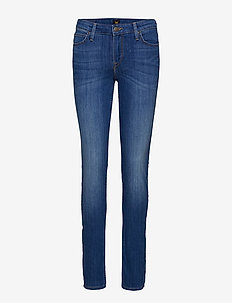 Scarlett - slim jeans - high blue