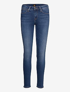 Scarlett - skinny jeans - vintage satna