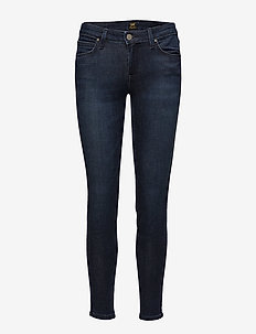 SCARLETT - dżinsy skinny fit - polished indigo