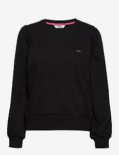 SEASONAL SWS - sweatshirts - black
