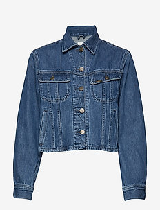 CROPPED RIDER JACKET - TIC
