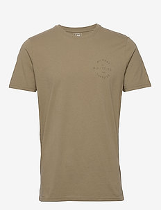 WORKWEAR TEE - basic t-shirts - utility green
