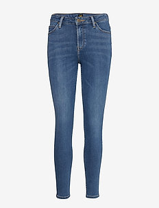 SCARLETT HIGH - skinny jeans - mid copan