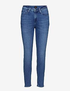 Scarlett high - dżinsy skinny fit - cool daze
