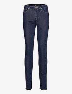 Scarlett High - slim jeans - tonal stonewash