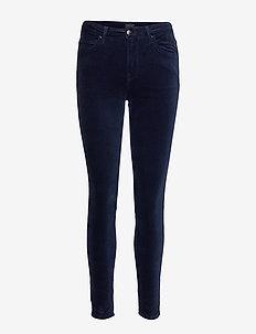 SCARLETT HIGH - pillihousut - midnight velvet