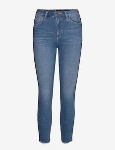 SCARLETT HIGH - slim jeans - daryl raw