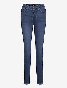 SCARLETT HIGH - skinny jeans - mid madison