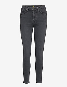Scarlett High - dżinsy skinny fit - high bucklin