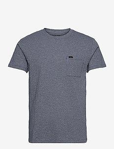 ULTIMATE POCKET TEE - basic t-shirts - piscine