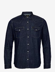 REGULAR WESTERN - basic shirts - blueprint
