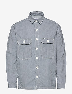 WORKWEAR OVERSHIRT - overshirts - summer wash