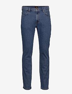 RIDER - regular jeans - mid stone
